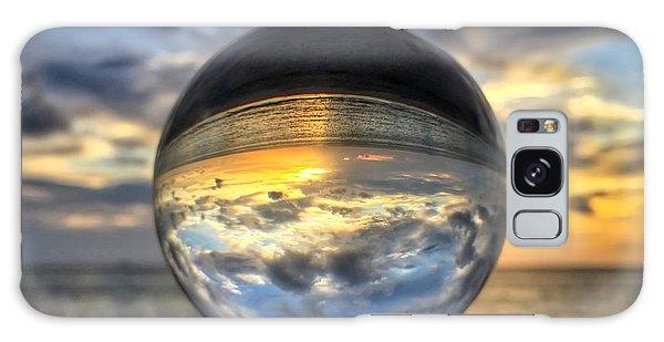 Crystal Ball 1 Galaxy Case