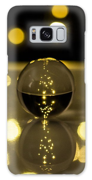 Crystal Ball Galaxy Case