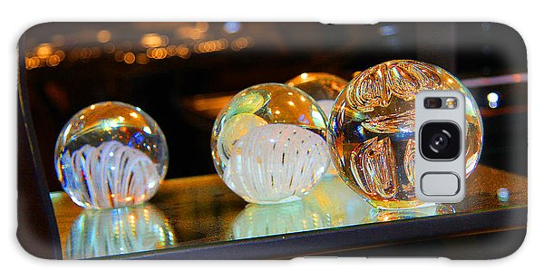 Crystal Balls Galaxy Case