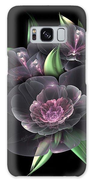 Crystal Bouquet Galaxy Case