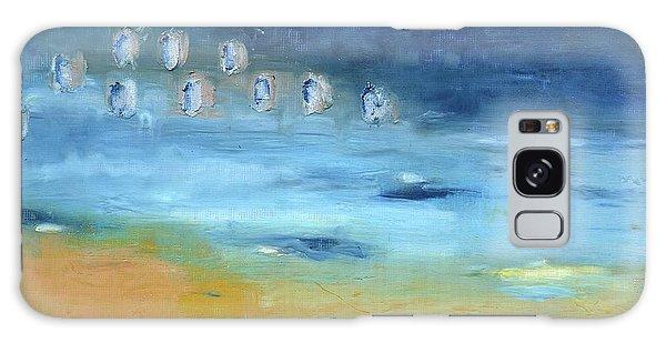 Crystal Deep Waters Galaxy Case by Michal Mitak Mahgerefteh