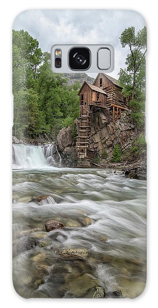 Crystal Mill Colorado 2 Galaxy Case