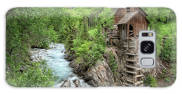 Crystal Mill Colorado 3 Galaxy Case