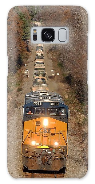 Csx Military Train Galaxy Case