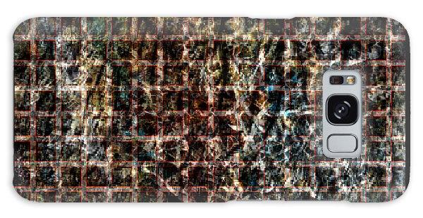 Grid Series 3-3 Galaxy Case