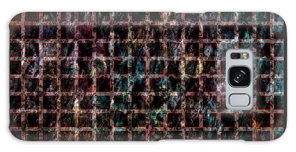 Grid Series 3-4 Galaxy Case
