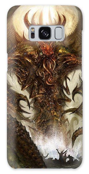 Concept Galaxy Case - Cthulhu Rising by Alex Ruiz