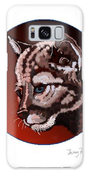 Cub Galaxy Case by Terry Frederick