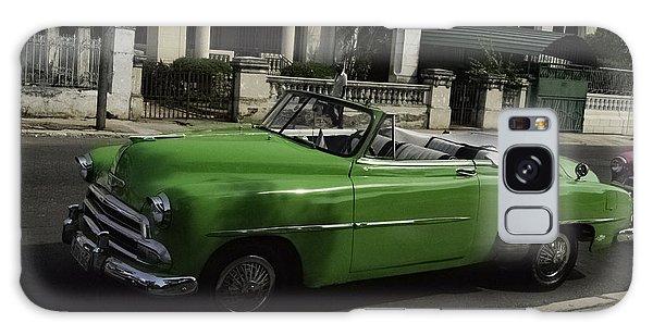 Cuba Car 3 Galaxy Case