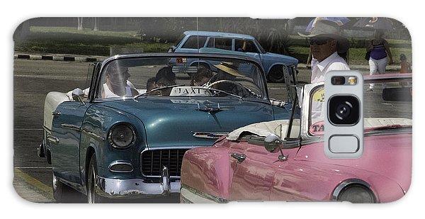 Cuba Car 4 Galaxy Case