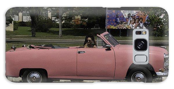 Cuba Car 5 Galaxy Case