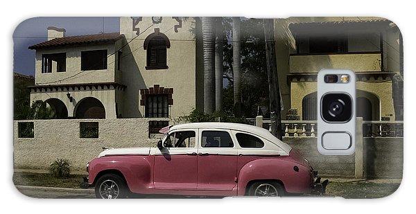 Cuba Car 9 Galaxy Case