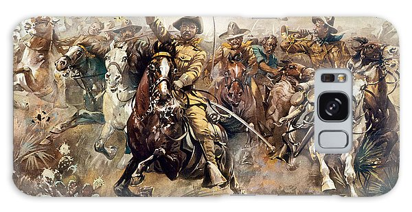 Cuba: Rough Riders, 1898 Galaxy Case