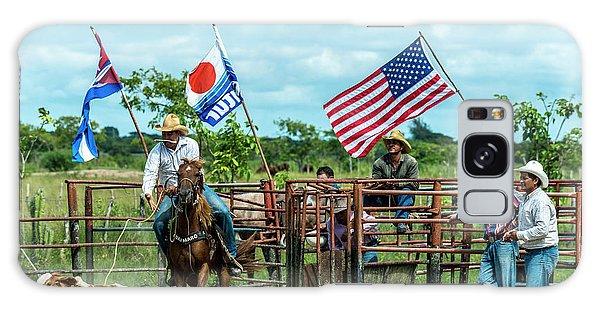 Cuban Cowboys Galaxy Case