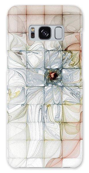 Cubed Pastels Galaxy Case