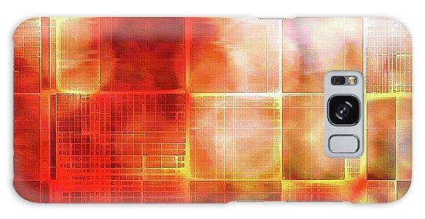 Cubist Galaxy Case