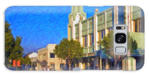 Culver City Plaza Theaters   Galaxy Case by David Zanzinger