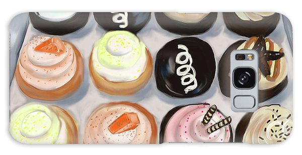 Cupcake Charlies Galaxy Case
