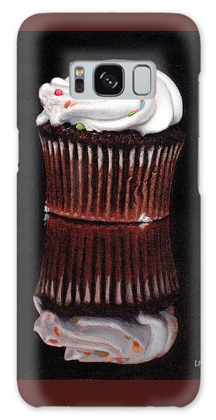 Cupcake Reflections Galaxy Case
