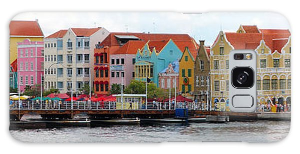 Curacao Willemstad Panorama Galaxy Case