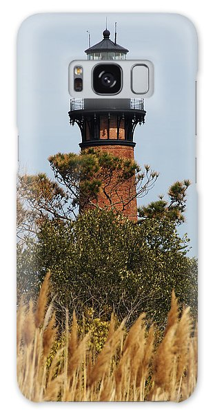 Currituck Lighthouse Galaxy Case
