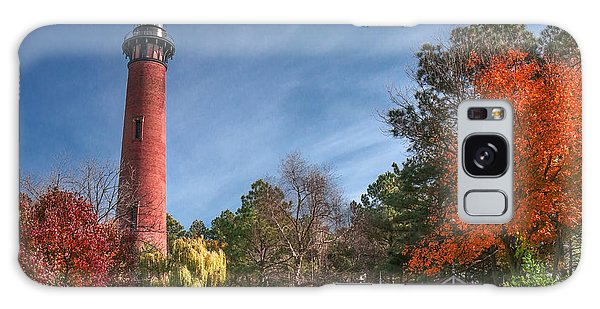 Currituck Lighthouse  Galaxy Case