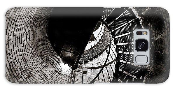 Currituck Spiral II Galaxy Case