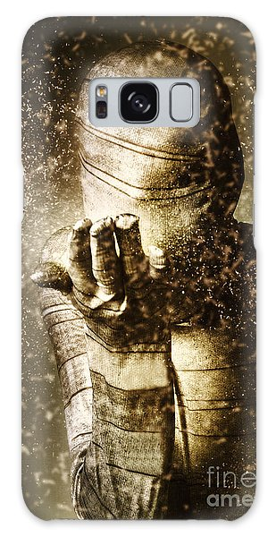 Boobies Galaxy Case - Curse Of The Mummy by Jorgo Photography - Wall Art Gallery