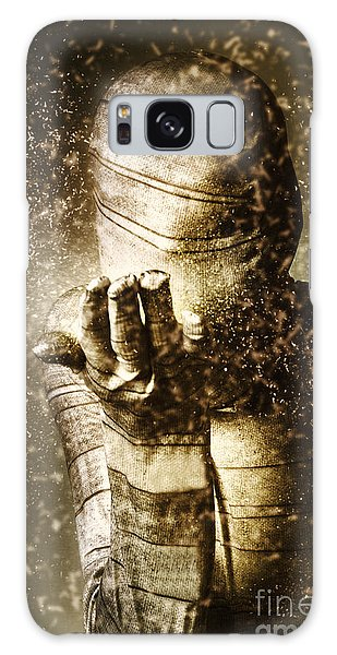 Voodoo Galaxy Case - Curse Of The Mummy by Jorgo Photography - Wall Art Gallery