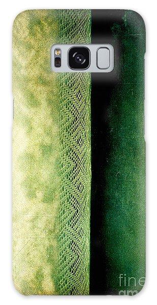 Curtain Galaxy Case by Silvia Ganora