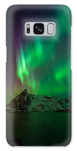 Curtains Of Light Galaxy Case
