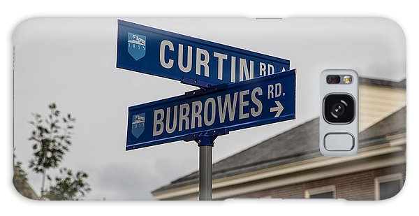 Curtin And Burrowes Penn State  Galaxy Case