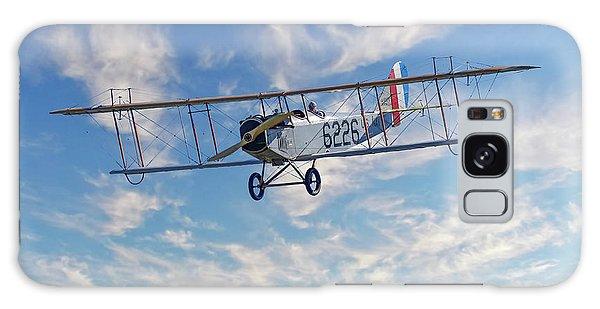 Curtiss Jn-4h Biplane Galaxy Case