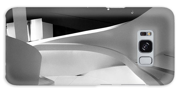 Banister Galaxy Case - Curves Of Light by Jessica Jenney