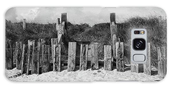 Cushendun Beach Galaxy Case