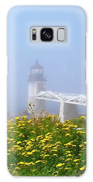Cushing Lighthouse Galaxy Case
