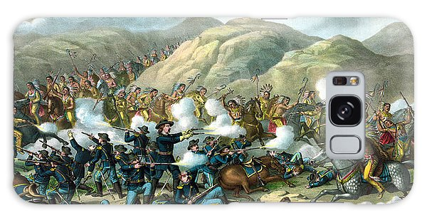 Battle Galaxy Case - Custer's Last Stand by War Is Hell Store