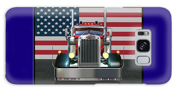 Custom Peterbilt 2 Galaxy Case