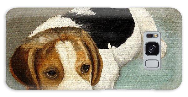 Cute Beagle Galaxy Case