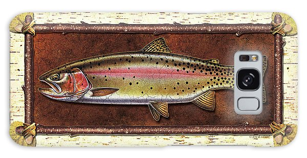 Cutthroat Trout Lodge Galaxy Case