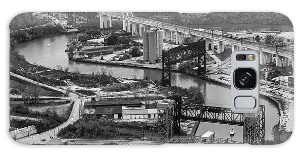 Cuyahoga River Galaxy Case