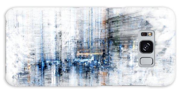 Cyber City Design Galaxy Case