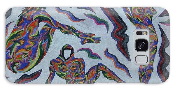 Cyber Gestes  Galaxy Case by Robert SORENSEN