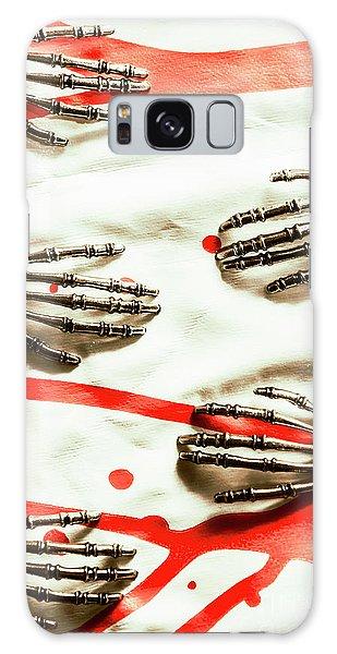 Warfare Galaxy Case - Cyborg Death Squad by Jorgo Photography - Wall Art Gallery