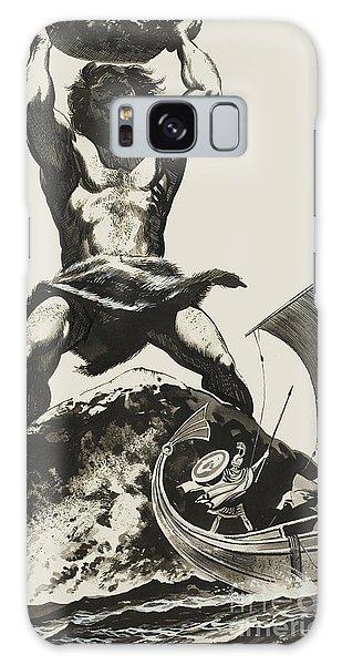 Cyclops Galaxy Case by Angus McBride