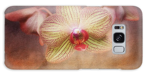 Orchidaceae Galaxy Case - Cymbidium Orchid by Tom Mc Nemar