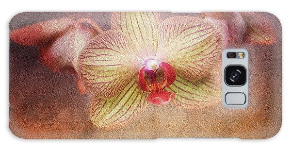 Orchid Galaxy Case - Cymbidium Orchid by Tom Mc Nemar