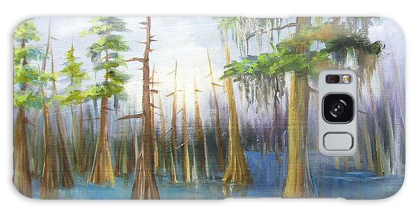 Cypress Bayou 136 Galaxy Case