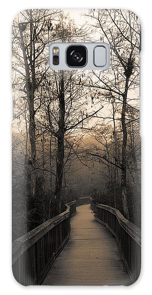 Cypress Boardwalk Galaxy Case