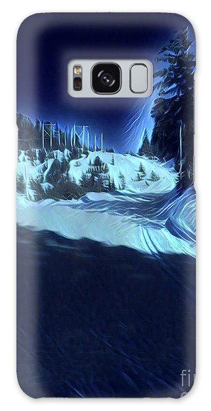 Cypress Bowl, W. Vancouver, Canada Galaxy Case